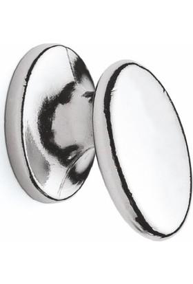Venax Tırnak Düğme Kulp Krom