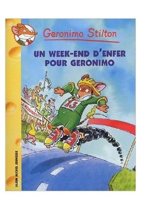 Un Week-End D'enfer Pour Géronimo (Tome 18)