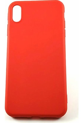 Arma Apple iPhone X Max Kılıf - Kırmızı