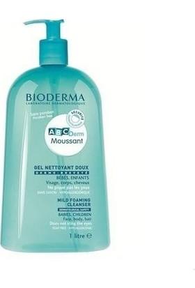 Bioderma Abcderm Foaming Cleanser 1lt - Bebek Ve Çocuklar İçin Vücut Yıkama Jeli