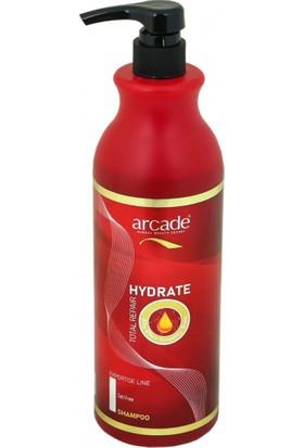 Arcade Tuzsuz Şampuan Keratin&Argan 1000 ml