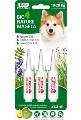 Bio Pet Active Bio Doğal Köpek Derim Bakım Damlatma Ense Damlası 3 ml