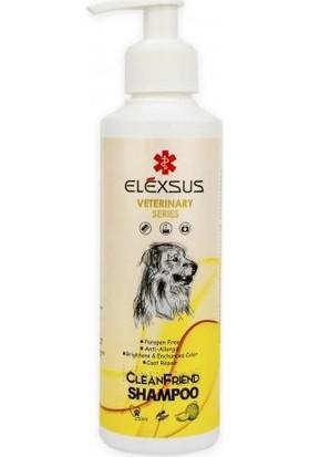 Elexsus Clean Friend Tropical Kavun Özlü Köpek Şampuanı 250ml