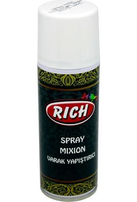 Rich Varak Yapıştırıcı Spray Mıxıon
