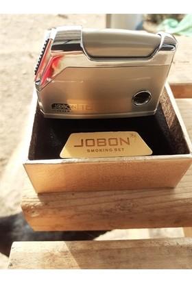 Jobon Kişiye Özel Yatay Tasarım Jobon Metal Çakmak