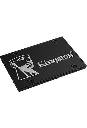 "Kingston KC600 256GB 550MB-500MB/S 2.5"" Sata 3 SSD SKC600/256G"