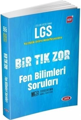 LGS Bir Tık Zor Fen Bilimleri Soruları
