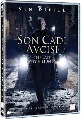 Son Cadı Avcısı - The Last Witch Hunter DVD