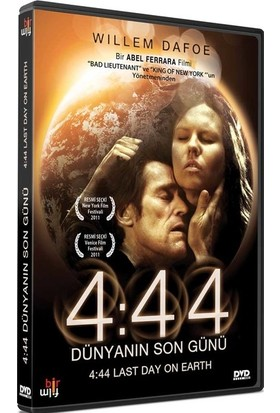 Dünyanın Son Günü - 4:44 The Last Day On Earth DVD