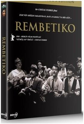 Rembetiko (Tek Disk DVD)