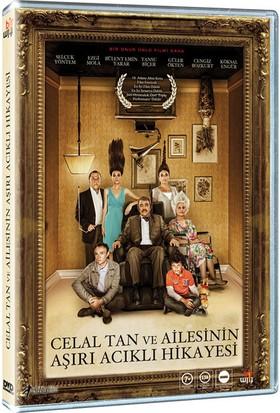 Celal Tan ve Ailesinin Aşırı Acıklı Hikayesi DVD
