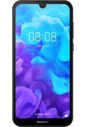 Magazabu Huawei Y5 2019 Ön Arka Full Body Kavisli Tam Kapatan Ekran Koruyucu