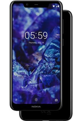 Magazabu Nokia 5.1 Plus Ön Arka Full Body Kavisli Tam Kapatan Ekran Koruyucu