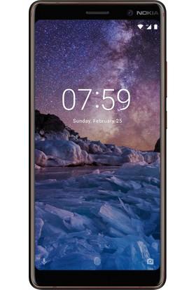 Magazabu Nokia 7.1 Plus Ön Arka Full Body Kavisli Tam Kapatan Ekran Koruyucu