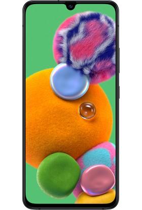 Magazabu Samsung Galaxy A90 Ön Arka Full Body Kavisli Tam Kapatan Ekran Koruyucu