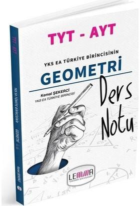 LEMMA Yayınları 2020 TYT AYT Geometri Ders Notu