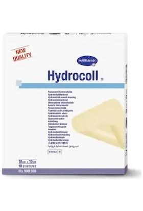 Hartmann Hydrocoll 10 x 10 - Hidrokolloid Yara Örtüsü - 1 Adet