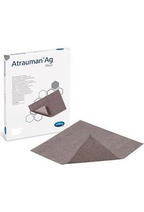 Hartmann Atrauman Ag 10 x 20 Gümüş Içerikli Yara Örtüsü - 10 Adet