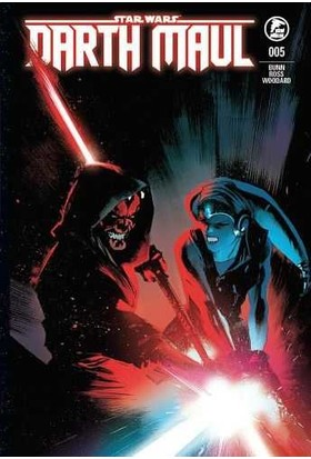 Star Wars Darth Maul Sayı 5 - Cullen Bunn