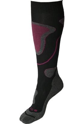Gabriel Najdorf Walking Mountain Extreme Outdoor Socks 3 Layers Diz Altı Doğa Sporları Çorabı