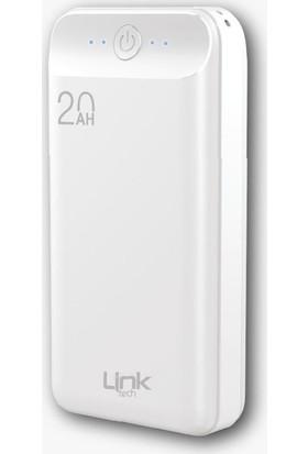 Linktech ST20 20000 mAh Powerbank Beyaz