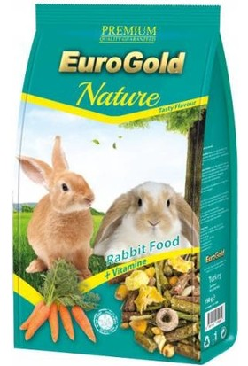 EuroGold Tavşan Yemi 750 gr (5 Adet)
