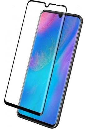Enes GSM Huawei P30 Lite 9D Temperli Kırılmaz Cam Ekran Koruyucu