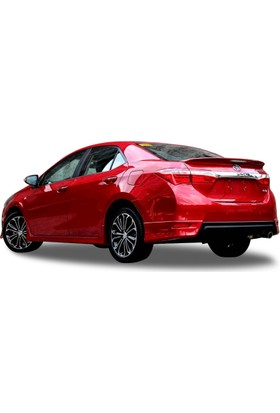BTG Toyota Corolla 2012 - 2016 Sport Model Body Kit