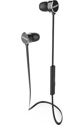 Philips TAUN102BK Kablosuz Bluetooth Kulak İçi Mikrofonlu Kulaklık - Siyah