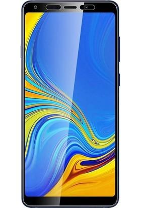 Engo Samsung Galaxy A9 2018 5D Temperli 9H Tam Kaplama Ekran Koruyucu