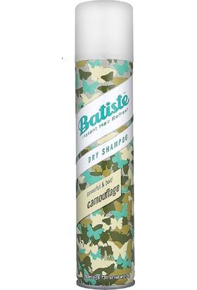 Batiste Camouflage Kuru Şampuan 200 ml