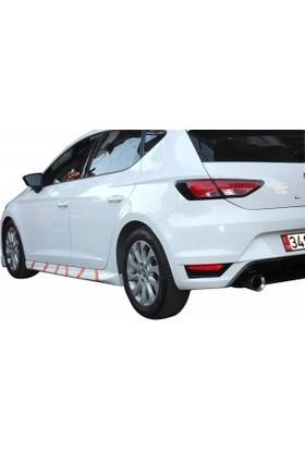 BTG Seat Leon Mk3 - 5f 2013 - 2016 Style Body Kit