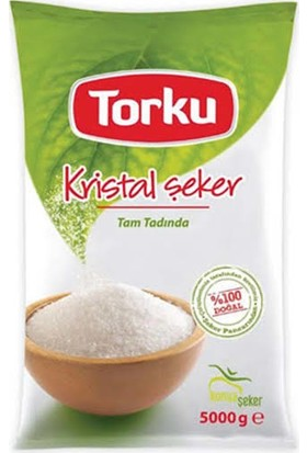 Konya Torku 5000 Gr Seker Toz