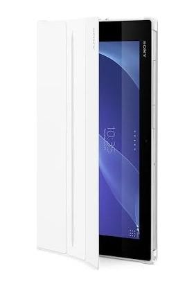 Sony Xperia Z2 Tablet Beyaz Folio Kılıf