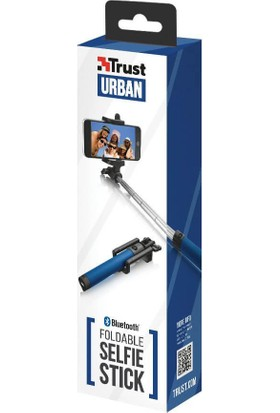 Trust 21036 Bluetooth Mavi Selfie Çubuğu