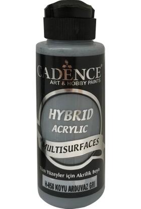 Cadence Koyu Arduvaz Gri Hybrid (Hibrit) Multisurface Boya 120 ml