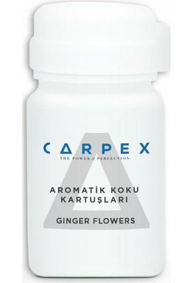 Carpex Koku Makinesi Kartuşu 125 ml Ginger Flowers