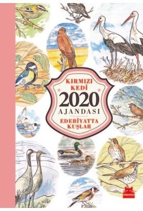 Kedili Ajanda 2020 Edebiyatta Kuşlar