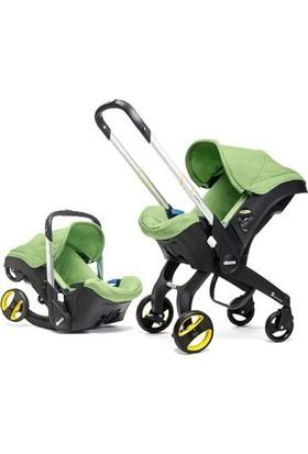 Doona Bebek Arabası & Oto Koltuğu - Yeşil