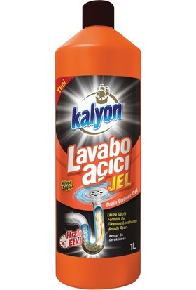 Kalyon Lavabo Açıcı Jel 1000 ml