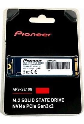 Pioneer APS-SE10G-512GB 512GB 1600MB-1000MB/s NVMe M.2 2280 SSD