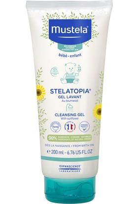 Mustela Stelatopia Cleansing Gel 200 ml