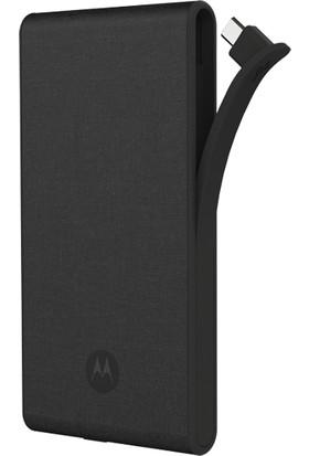 Motorola Power Pack Slim 5100 mAh Poerbank + Micro USB Kablo