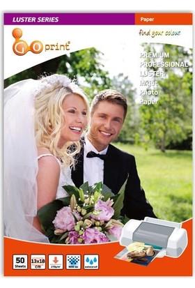 Goprint Luster Serisi Premium Ultra Mat 5r 13 x 18cm Fotoğraf Kağıdı 270 gr 50 Yaprak