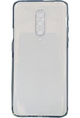Gpack OnePlus 7 Pro Kılıf Kamera Korumalı Silikon Şeffaf