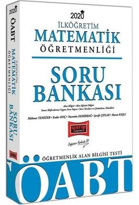 Yargı Yayınevi 2020 ÖABT İlköğretim Matematik Öğretmenliği Soru Bankası - Murat Kaşlı