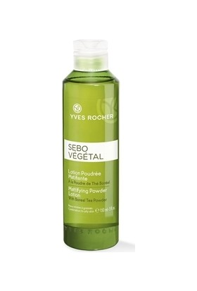 Yves Rocher Sebo Vegetal - Anında Matlık Sağlayan Pudralı Tonik 150 ml