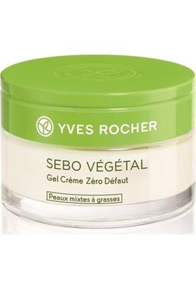 Yves Rocher Sebo Vegetal - Gözenek Sıkılaştırıcı ve Kusur Giderici Jel Krem