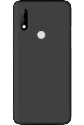 Case Street Casper Via S Kılıf Premier Silikon Esnek Arka Koruma Siyah