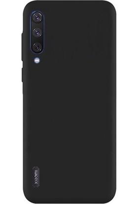 Case Street Xiaomi Mi 9 Lite Kılıf Premier Silikon Esnek Arka Koruma Siyah